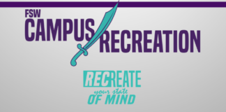 Campus Recreation- Recreate Your State Of Mind
