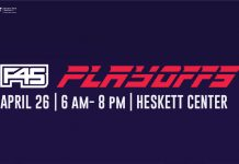 F45 Playoffs on April 26