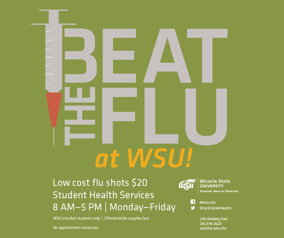 Beat the Flu with WSU