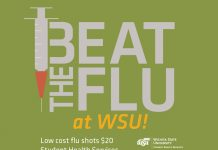 Beat the Flu with WSU