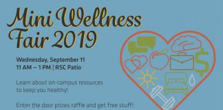Mini Wellness Fair 2019