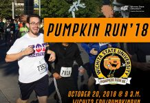 Pumpkin Run 2018