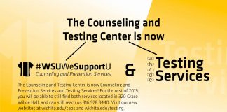 Counseling and Testing Center is now Counseling