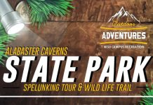 Alabaster Caverns State Park