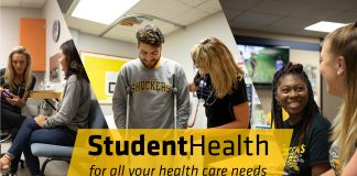 Student Health; for all your health care needs