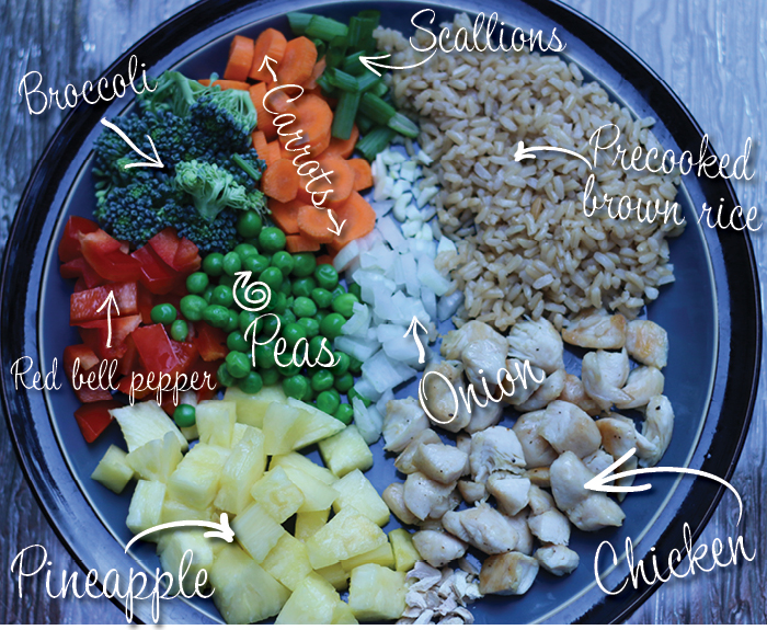 Image of all ingredients