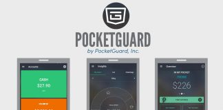 PocketGuard screenshots
