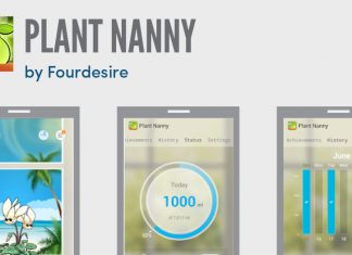 Plant nanny screen shots