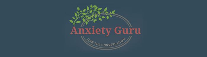 Anxiety guru logo