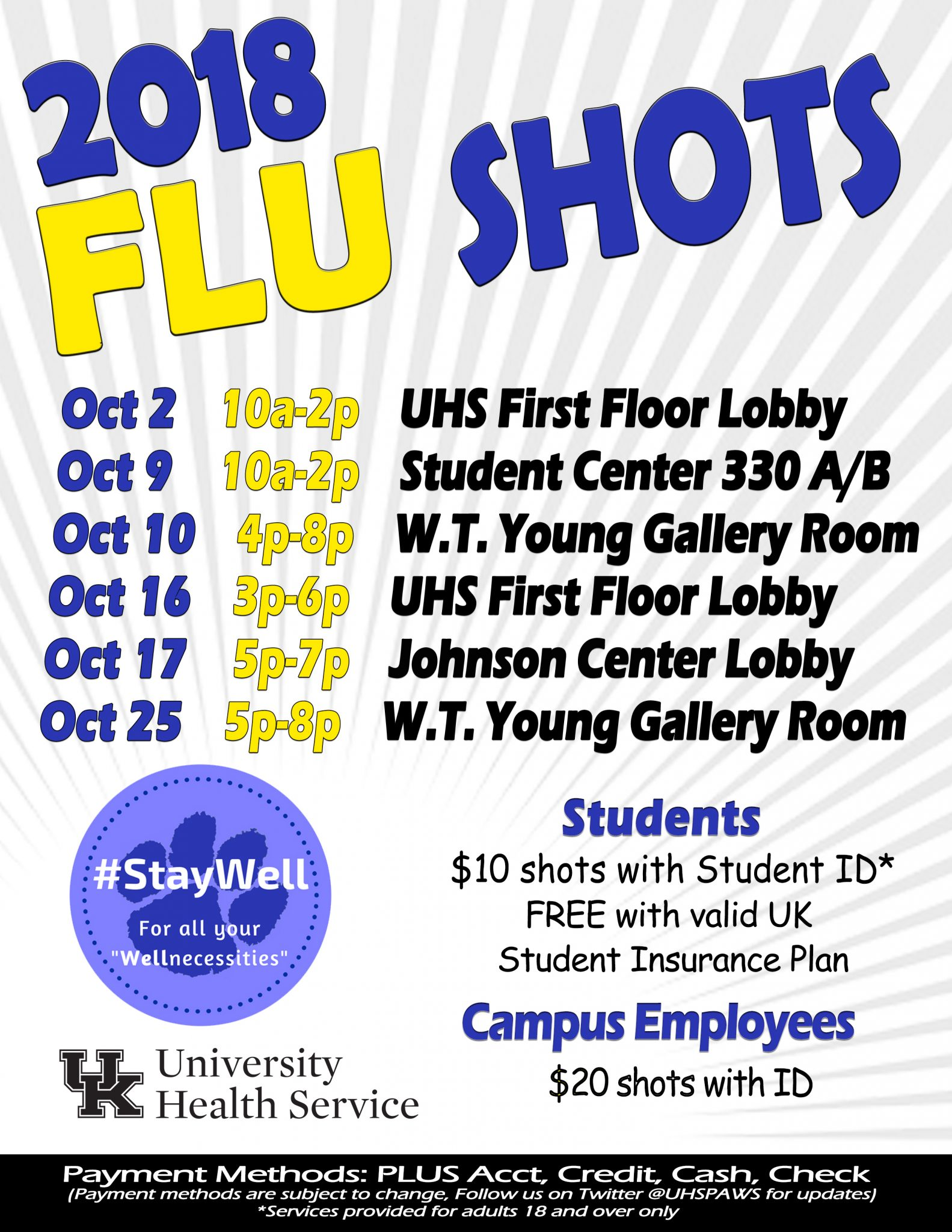 Flu Vaccine Flyers Free: 2018-UHS-Campus-Flu-Shot-Flyer
