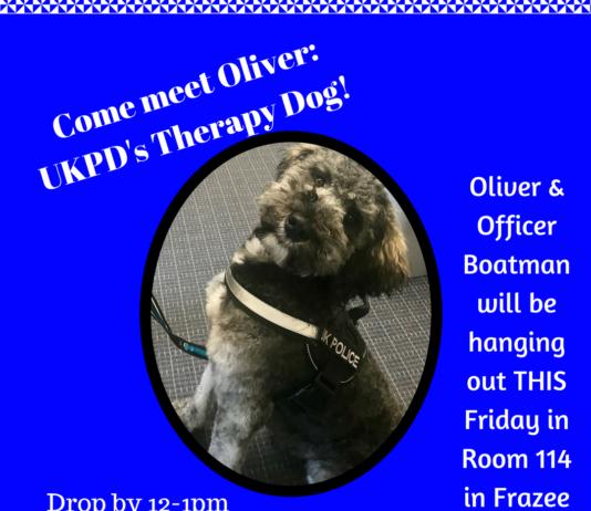 Come Meet Oliver!