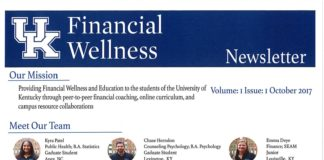 Financial Wellness Newsletter – October 2017