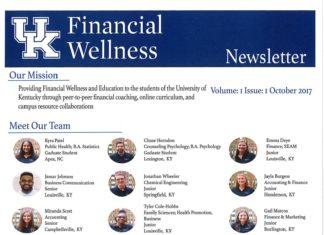Financial Wellness Newsletter – October 2017