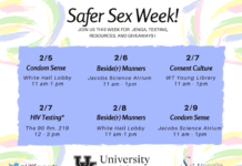 Safer Sex Week