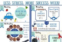 Less Stress, More Success Week