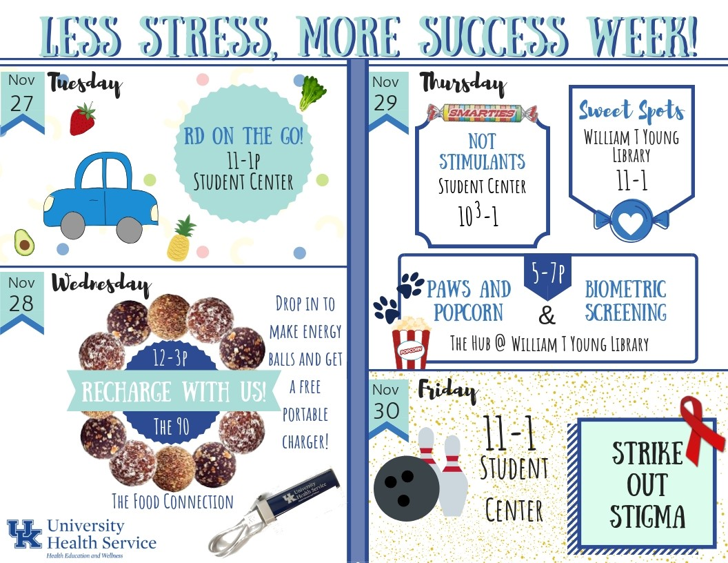 Less Stress More Success