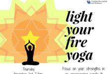 Light Your Fire Yoga