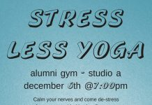 Stress Less Yoga
