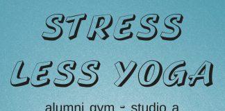 Stress Less Yoga