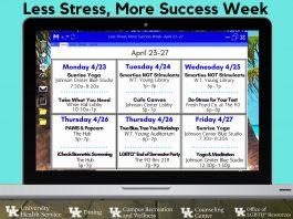 Stress Less Week