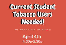 Tobacco Focus Group
