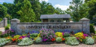 University of Kentucky Campus