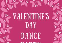 Johnson Center Valentine's Day Dance Party