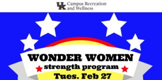 Wonder Women Strength Program