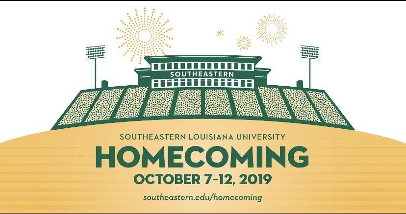 Homecoming Week Graphic