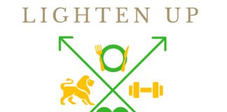 Lighten Up Lions fitness group!