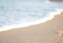 Sand-on-the-beach