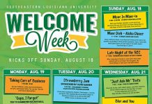 Welcome Week 2019