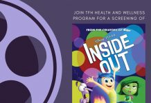 Inside Out Screening Poster