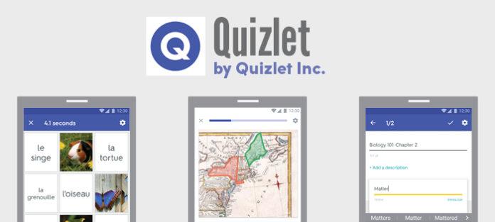 Quizlet App