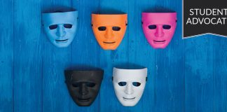 Student advocate: Different colored masks