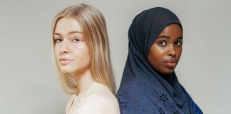 two girls of different nationality | cultural insensitivity