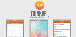 ThinkUp app by Precise Wellness LLC