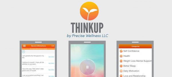 ThinkUp app by Precise Wellness LLC