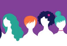 many different women | 8 march women's day