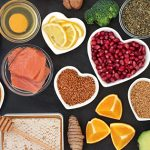 spread of healthy food | foods that reduce stress