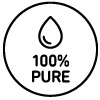 icon stating 100% pure | health benefits of cbd