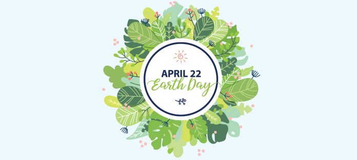 April 22 Earth Day | eco-conscious