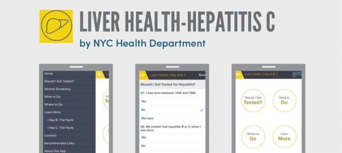 Liver health-hepatitis C by NYC Health Department