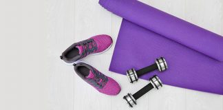 purple fitness gear