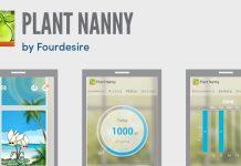 Plant nanny by Fourdesire