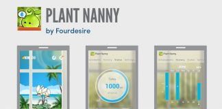 Plant nanny by Fourdesire