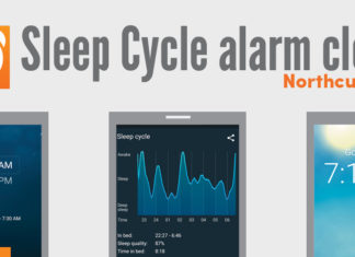 Sleep cycle alarm clock by Northbube AB, screen shots