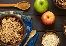 apple crisp | simple apple crisp recipe
