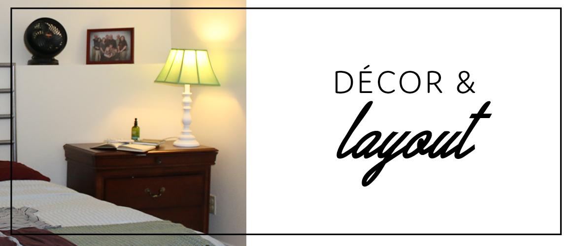 Decor & layout