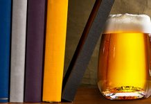 beers and books